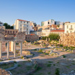 Roman Agora and the Tower of the Winds. Athens, Greece. — Stock Photo