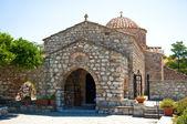 Moni Thari monastery, Rhodes, Greece. — Stock Photo