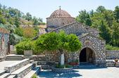 Moni Thari, Rhodes, Greece. — Stock Photo