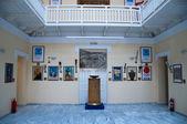 The museum of the Panathenaic Stadium. Athens, Greece. — Zdjęcie stockowe