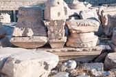 Ruínas da acrópole de atenas. grécia. — Fotografia Stock
