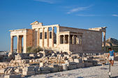 The Acropolis of Athens, Greece. — Stock Photo