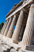 The Temple of Hephaestus in Agora. Athens, Greece. — Stock Photo