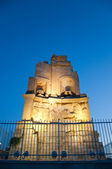 The Philopappos Monument. Athens, Greece. — Stock Photo