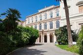 The Galleria Nazionale d'Arte Antica. Rome, Italy. — Stock Photo