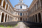 Saint Yves at La Sapienza in Rome, Italy. — Stock Photo