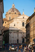 ROME-AUGUST 6: The Church of the Gesù on August 6,2013 in Rome, Italy. — Stock Photo