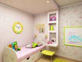 Chambre d'enfant — Photo
