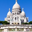 Sacre-Coeur Basilica, Paris — Stock Photo