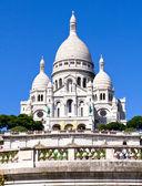Bazylika sacre-coeur, paryż — Zdjęcie stockowe