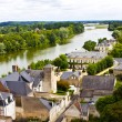 Stock Photo: Loire Valley, home of River