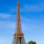 Eiffel tower, Paris. France. — Stock Photo #16486859