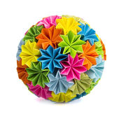 Colorful origam — Stock Photo