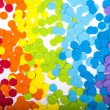 Confetti rainbow — Stock Photo #25216769