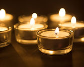 Candles — Stock fotografie