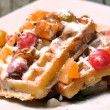Waffles — Stock Photo #33145555