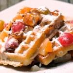 Waffles — Stock Photo #33145555