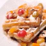 Waffles — Stock Photo #33145645