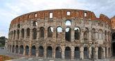 Rome city of art — Stock Photo