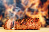 Roast meat — Stock Photo
