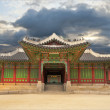 Palace in South Korea — Stock Photo #15831987