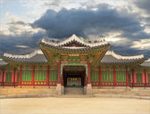 Palace in South Korea — Stock Photo