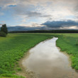Stock Photo: River, Western Siberia