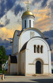 Church of the Nativity of the Holy Virgin — Stock Photo