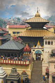Pashupatinath — Stock Photo