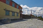 Himalaje — Zdjęcie stockowe