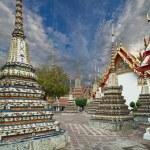 Pagoda, Wat Pho — Stock Photo #43555523