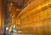 Pagoda, Wat Pho — Stock Photo