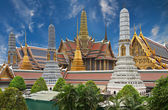 Temple of the Emerald Buddha — Stock Photo