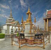 Tempio del buddha di smeraldo — Foto Stock
