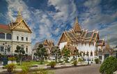 The Grand Palace, Bangkok — Stock fotografie