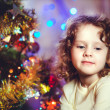 Beautiful little girl — Stock Photo #36147509