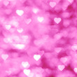 Stock Photo: Valentine abstract background heart