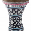Egyptian darbuka — Stock Photo