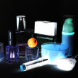 Cosmetic set — Stock Photo #19298545
