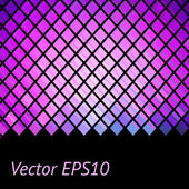 Abstract violet tempate — Stock Vector