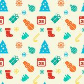 Weihnachts-icons — Stockvektor