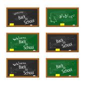 School board — Stock Vector