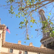 Near Eiffel Tower — Stock Video #16309629