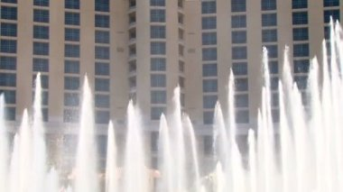 Las Vegas Bellagio Finale — Stock Video
