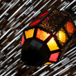 Stock Photo: Arabic Lantern