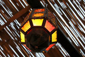 Arabic Lantern — Stock Photo