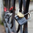 Stock Photo: Love lock