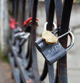 Love lock — Photo