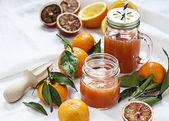 Naranja para jugo — Foto de Stock