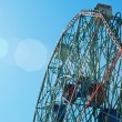 Coney Islands Wonder Wheel on June 27, 2012 — Stock Photo #14178255